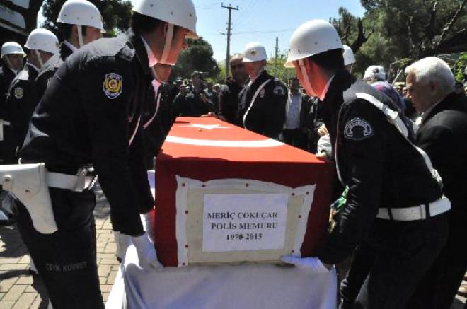 17 Yıllık Polis Memuru Kalp Krizinden Öldü - Ek Fotoğraflar