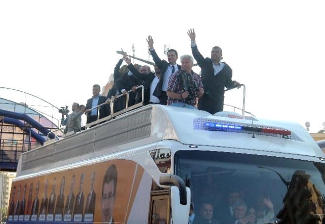 AK Parti Mersin Adayları, Seçim Çalışmalarına Başladı