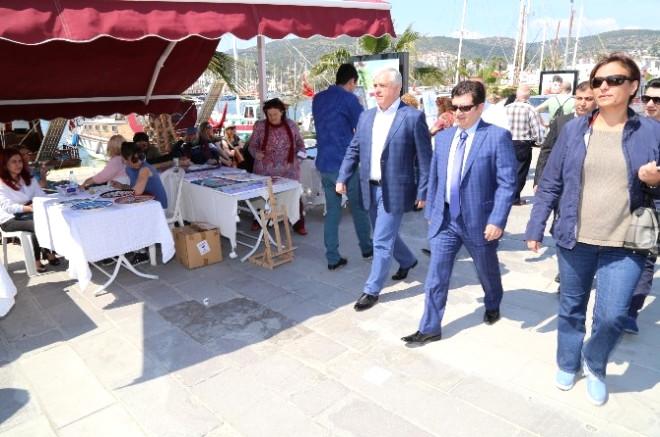 Bodrum'da 'Turizm Haftası' Etkinlikleri