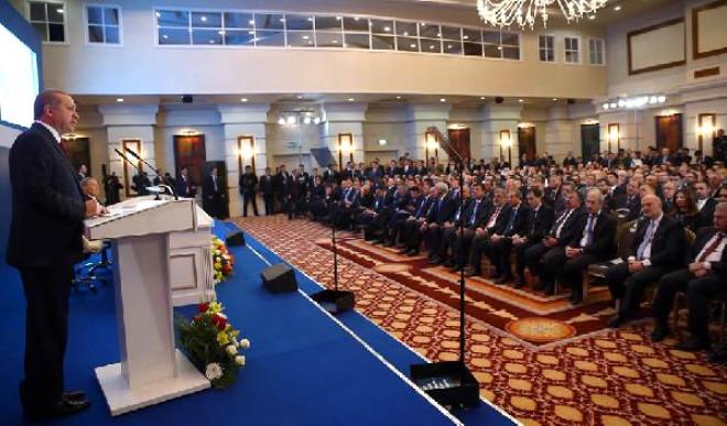 Erdoğan: AP Kararı Bizim İçin Yok Hükmündedir