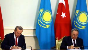 Erdoğan: Bölgemizi Saran Ateş Çemberi Karşısında Dayanışma İçinde Olmamız Şart (2)