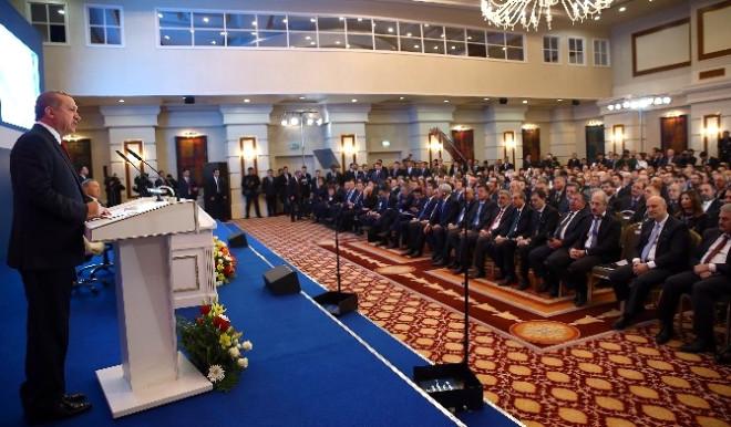 Erdoğan'dan Kazakistan'a Kuvvetli İşbirliği Mesajı
