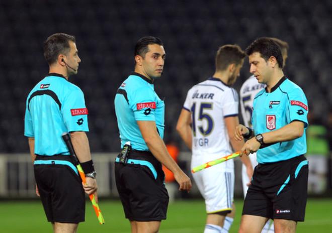 Fenerbahçe: 2 - Mersin İdmanyurdu: 0 (İlk Yarı)