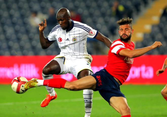 Fenerbahçe: 4 - Mersin İdmanyurdu: 1
