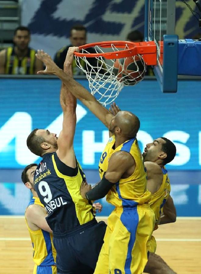 Fenerbahçe Ülker Seriyi 2-0'a Getirdi