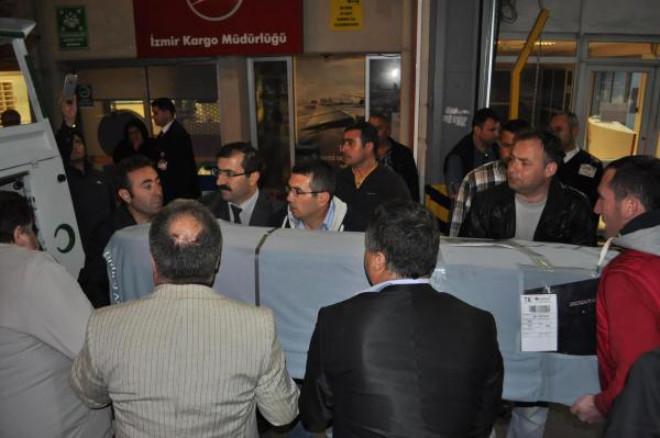 İspanya'da Boğulan Balıkesirli Gencin Cenazesi Türkiye'de