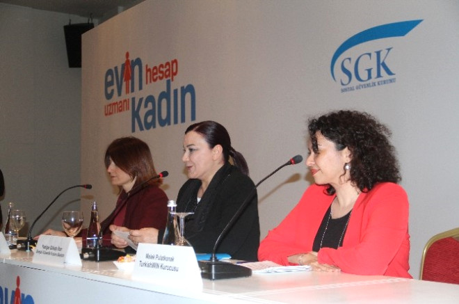 Kadınlar Bu Proje ile Evin Hesap Uzmanı Haline Gelecek