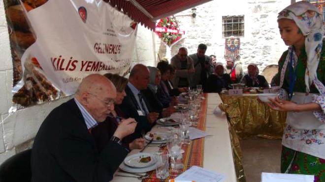 Kilis'te Yemek Yarışması