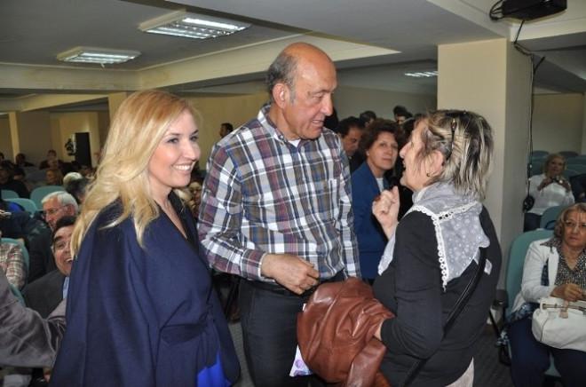 Prof. Dr. Pekünlü'ye 'Yılın Direnen Bilim İnsanı' Ödülü