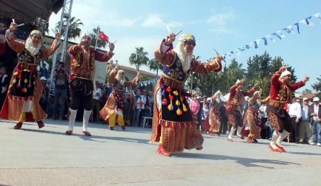 2. Mersin Kültür Festivali Başladı