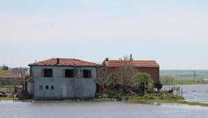 Baraj Kapakları Açılınca Kuşcenneti Milli Parkı Sular Altında Kaldı