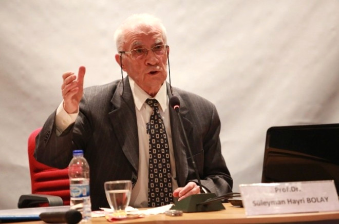 Bayburt Üniversitesi 'Değerler ve Medeniyet Tasavvuru