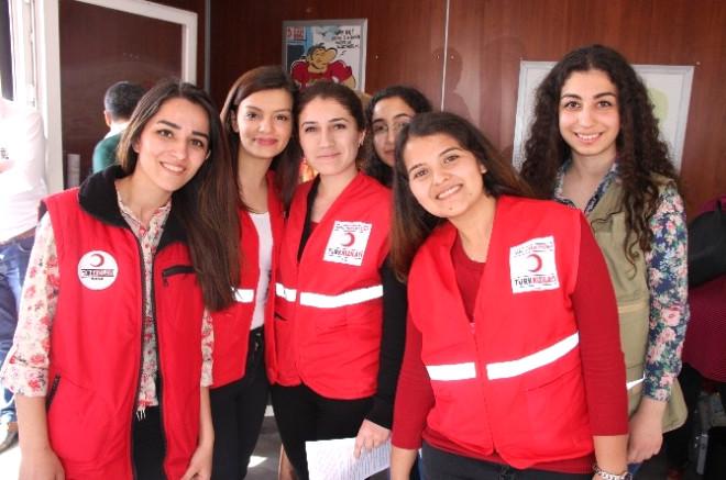Bilecik Şeyh Edebali Üniversitesi'nden Kan Bağışı