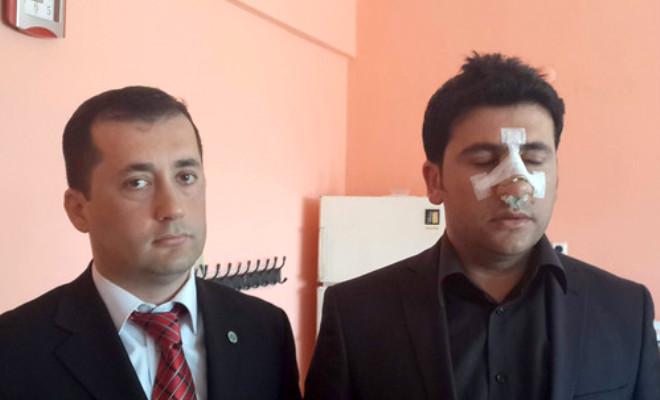 Bir Grup Veli Okul Bastı, Öğretmenin Burnunu Kırdı