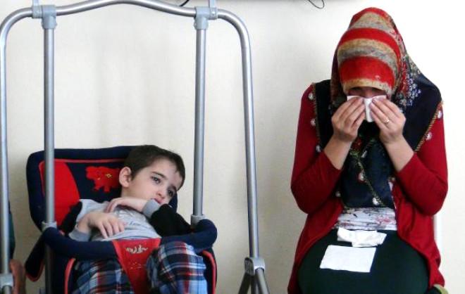 Epilepsi Hastası Minik Yaşar Yardım Bekliyor