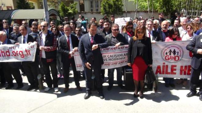 Görevi Başında Öldürülen Dr. Ersin Arslan Anıldı