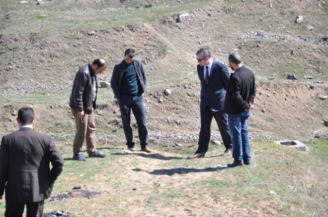 Kaymakam Arslan'dan Köy Ziyaretleri