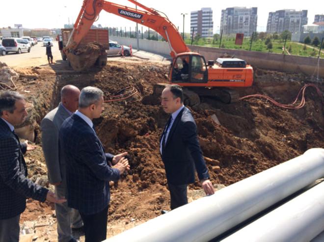 Kırıkkale Belediyesi Asfalt Çalışmalarına Başladı