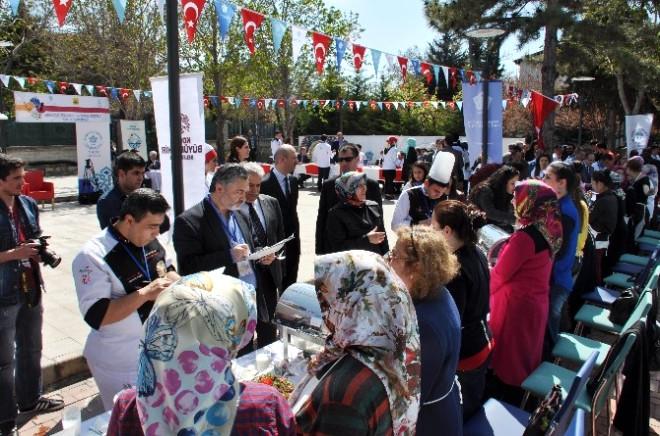 Neü'de 'Anadolu, Selçuklu ve Konya Mutfağı' Yarışması