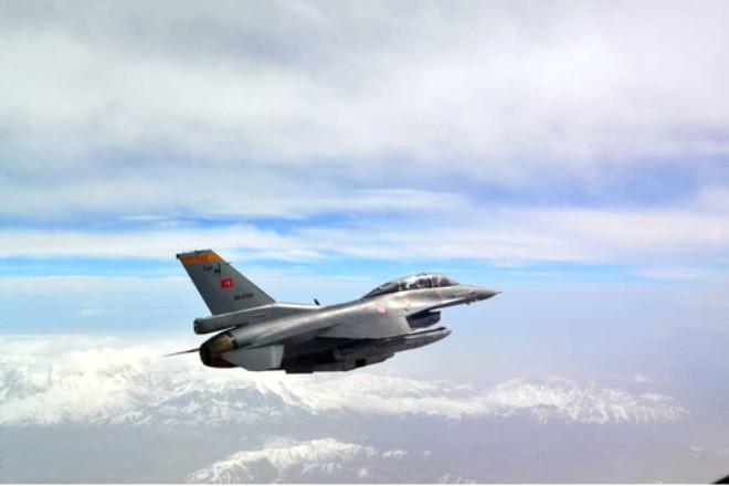 Org. Öztürk, Süleyman Şah Türbesi'nin Havadan Görüntülenmesini Denetledi