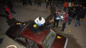 Park Halindeki Otomobil, Benzin Dökülerek Kundaklandı