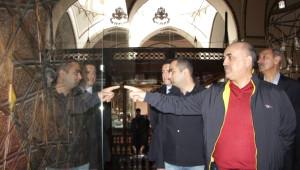 Azeri Bakan Bursa'ya Hayran Kaldı