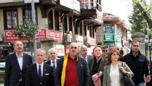 Azeri Bakan Müslimov, Bursa'yı Ziyaret Etti