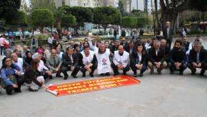 İHD Hasta Tutuklular İçin Eylem Yaptı