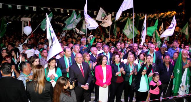 KKTC Cumhurbaşkanı Adayı Siber: Kararlıyız Sorunları Çözeceğiz