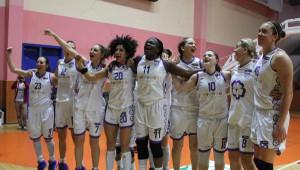 Orduspor – Abdullah Gül Üniversitesi Gençlik ve Spor Kulübü: 71-67 (Kadınlar Basketbol 1. Lig...