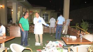 Orhangazi'de 2 Kişinin Öldüğü Kanlı Kafeterya Çatışmasına Tatbikat