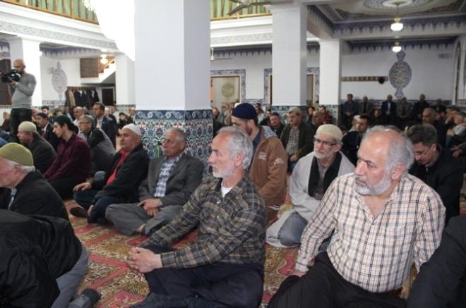 Selimiye Camiinde Kutlu Doğum Haftası Etkinliği