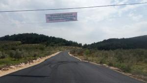 Akhisar Köy Yollarına Büyükşehir'den Önemli Hizmet