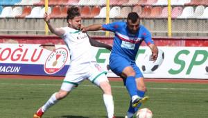 Kahramanmaraşspor-Diyarbakır Büyükşehir Belediyespor: 2-1