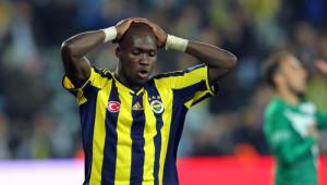 Fenerbahçe: 0 - Bursaspor: 0 (İlk Yarı)