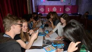 Frankfurtlu Çocuklar Resimlerle Eskişehir'i Anlattı