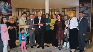 Aşk'ı Niyaz'ın Açılışını Başkan Çerçi Yaptı
