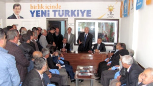 Erdoğan'ı Arabanlı Esnaflar Kucakladı