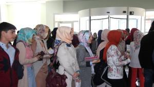 Lise Son Öğrencilerinin Üniversite Tanıtım Ziyareti