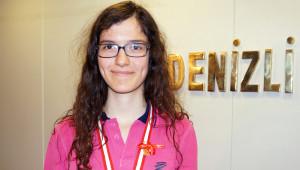 Özel Servergazili Kız Öğrenciler Matematikte Avrupa İkincisi