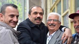 AK Parti Trabzon Milletvekili Adayı Muhammet Balta, Seçim Çalışmalarını Çaykara'da Sürdürdü