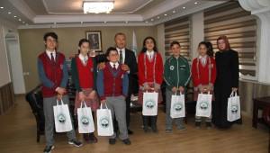 Ardahan'da Başkanlık Koltuğuna Mert Yıldırım Oturdu