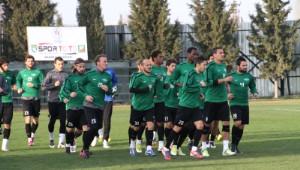 Torku Konyaspor'da Akhisar Belediyespor Maçı Hazırlıkları Sürüyor