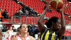 Abdullah Gül Üniversitesi Spor: 78- Fenerbahçe: 70