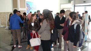 Lise Öğrencilerinden Şeyh Edebali Üniversitesi'ne Ziyaret