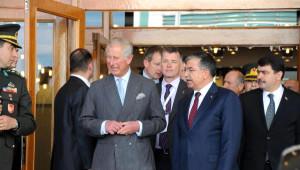 Prens Charles Türkiye'de...