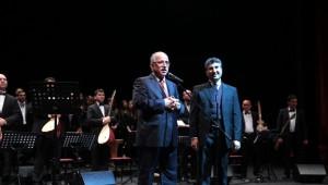 Türk Dünyası Türk Halk Müziği Korosu Konseri