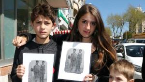 3 Ermeni Aydın İçin Şişli'de