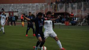 Adana Demirspor: 3 - Gaziantep Bş. Bld. Spor: 3