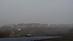 Adilcevaz'da Kar Yağışı
